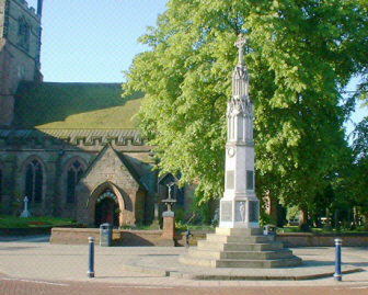 Solihull War Memorial