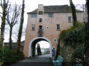 The Portmeirion  Entrance